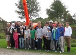 Die Sieger des Westküsten-Youngster-Cups 2011