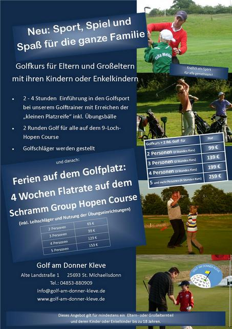 neu sport spiel und spa f r die ganze familie golf am. Black Bedroom Furniture Sets. Home Design Ideas